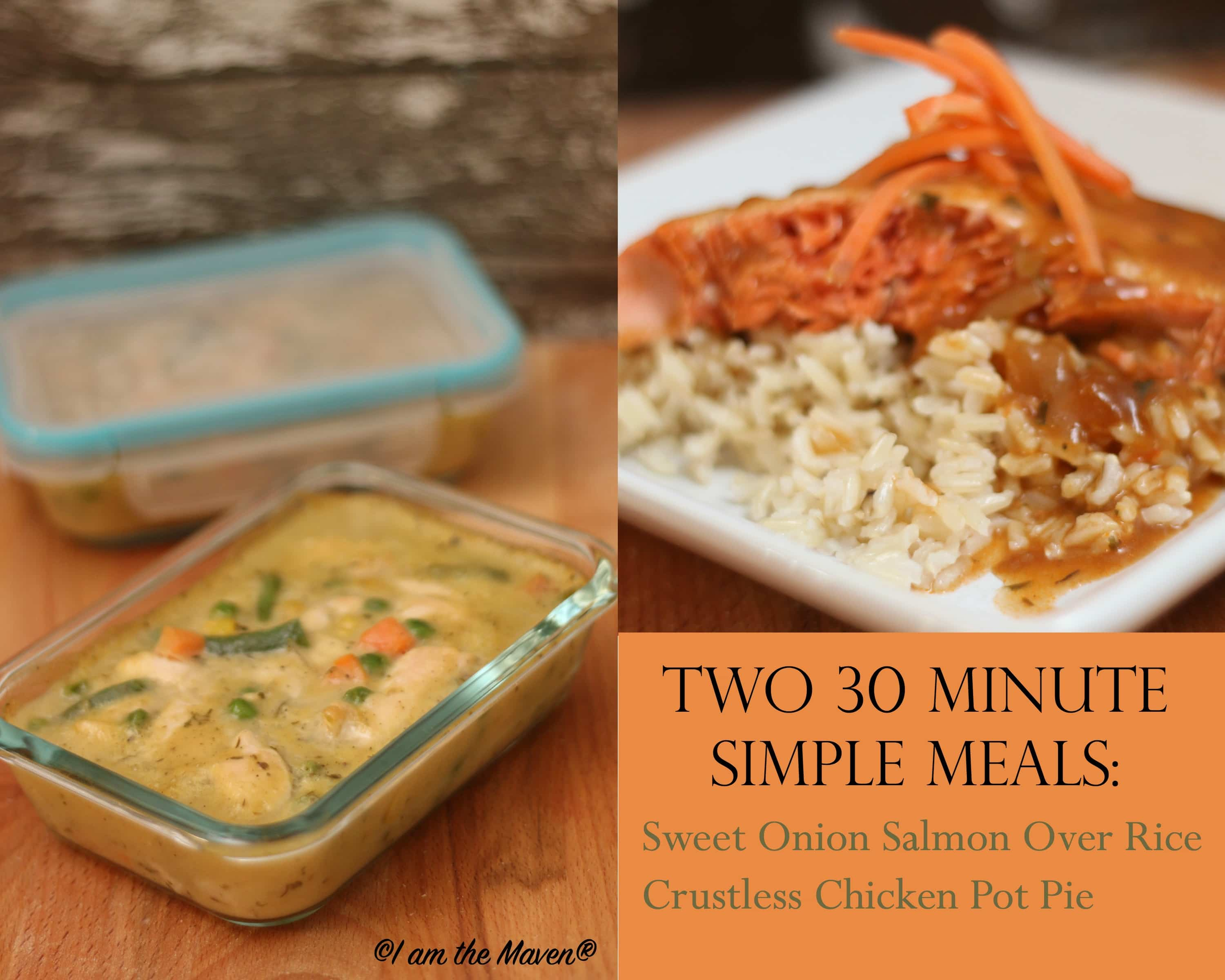 30 minute simple meals with Campbell's #WeekNightHero #ad