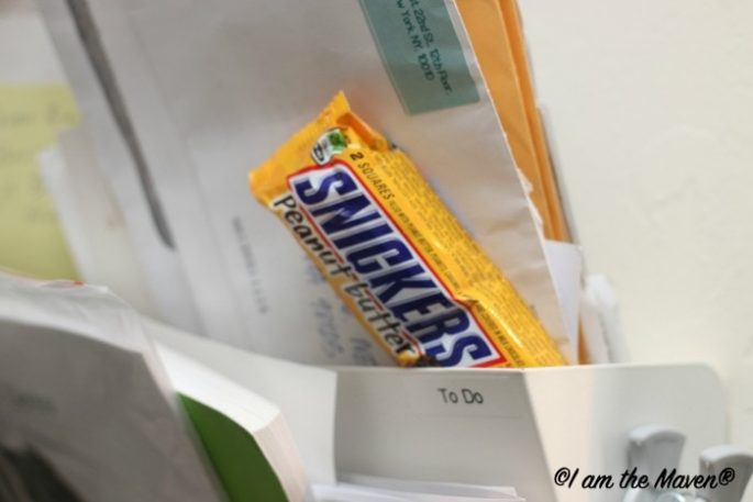 SNICKERS® is in my Inbox. #WhenImHungry #ad