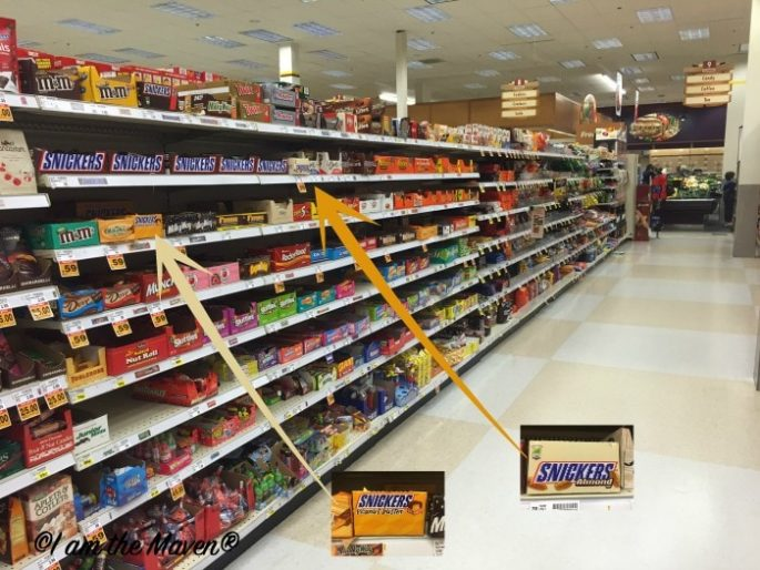 Find SNICKERS® at your local Fred Meyer (Kroger) store! #WhenImHungry #ad