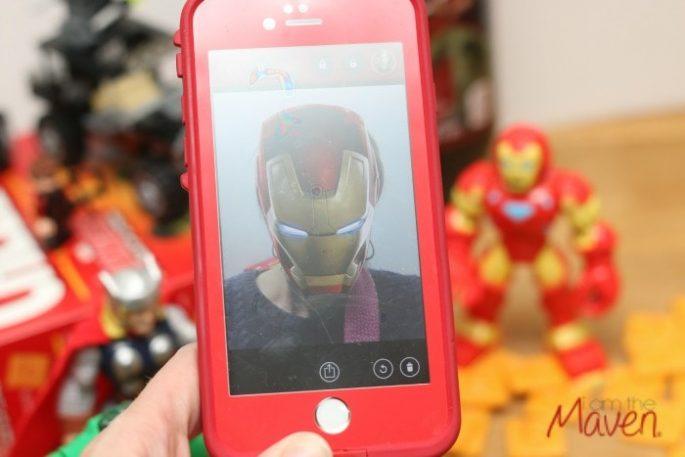 I am Iron Man #AvengersUnite #ad
