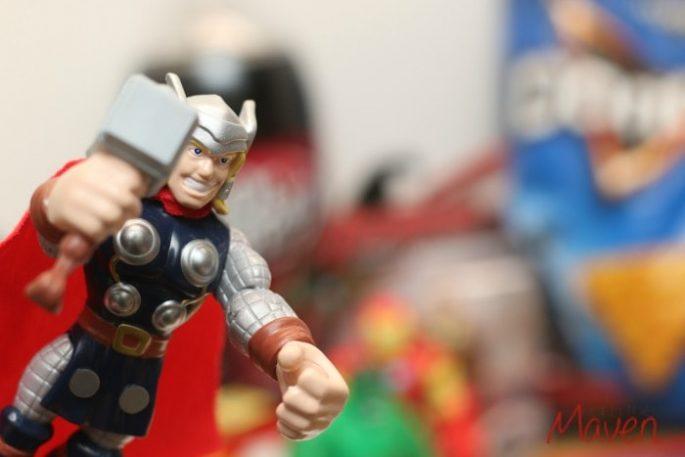 Thor! #AvengersUnite #ad