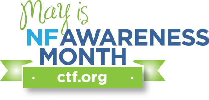 May is NF Awareness Month #IKnowaFighter #ad