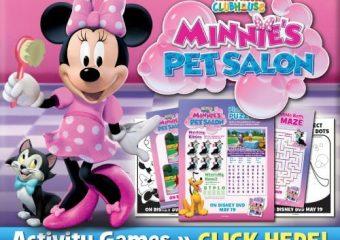 Minnie's Pet Salon now available on DVD!