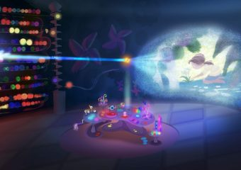 Disney/Pixar's Inside Out: What Does the Mind Look Like?