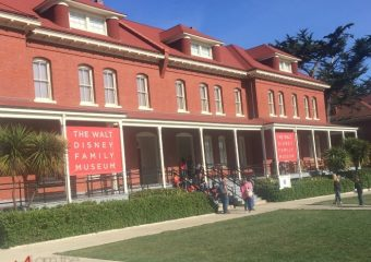 A visit to the Walt Disney Family Museum and a glimpse into TOMORROWLAND