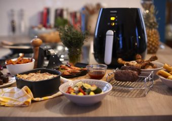 The Home30 Challenge with the Philips Airfryer