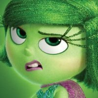 """""""INSIDE OUT"""" (Pictured) DISGUST. ©2014 Disney•Pixar. All Rights Reserved."""