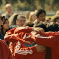 McFARLAND, USA...Coach Jim White (Kevin Costner)..Ph: Film Frame..?Disney 2015