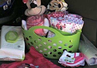 Traveling with Kids: Preparing for the Baby Blowout