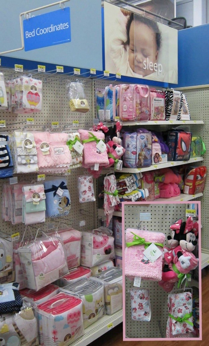 Pick up all of your Disney Baby needs at Walmart #MagicBabyMoments AD
