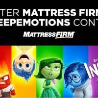 Super wonderful Mattress Firm Inside Out Giveaway!#SleepEmotions #InsideOutEvent #ad
