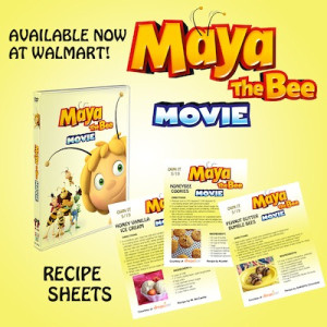 Maya The Bee Movie – Available Now At Walmart