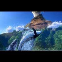 Uke from the new Pixar short, LAVA #InsideOutEvent