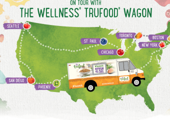 The Wellness TruFood Wagon is in the Seattle Area this Weekend!