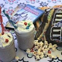 Yum! M&M's® milkshakes! #ShareFunshine AD