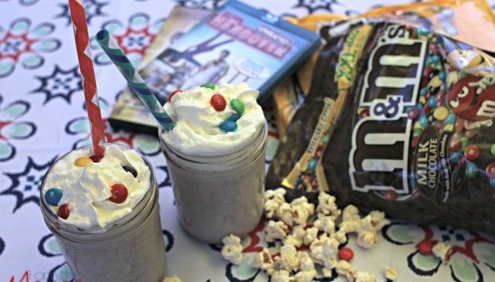 Yum! M&M's® milkshakes! #ShareFunshine AD