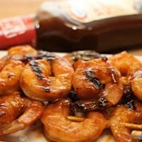 Who can resist BBQ Shrimp? #FireUpTheGrill AD