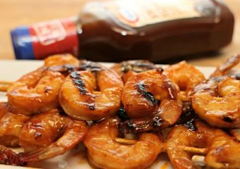 Grilling In: Simple BBQ Shrimp and more!