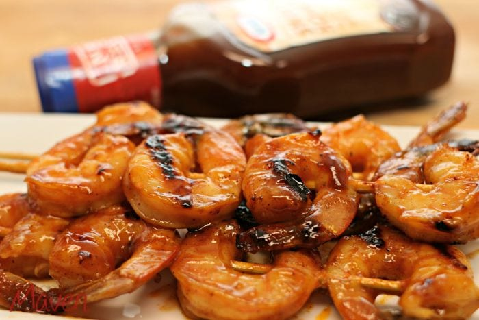 Who can resist BBQ Shrimp? AD