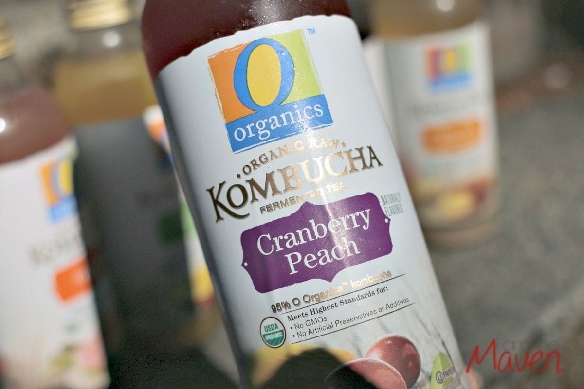 Excited to try new O Organics Kombucha at Safeway! #OOrganicsKombucha AD