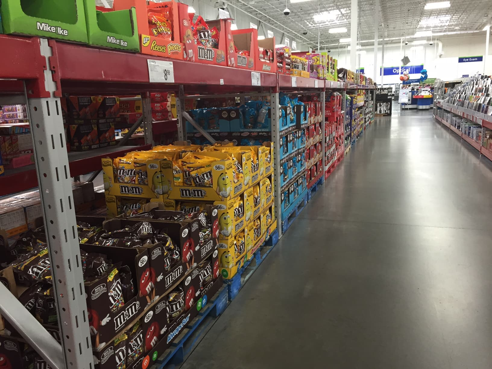 Find M&M's® at your local Sam's Club #ShareFunshine AD