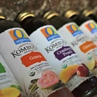 6 awesome flavors of O Organiics Kombucha now at Safeway! #OOrganicsKombucha AD
