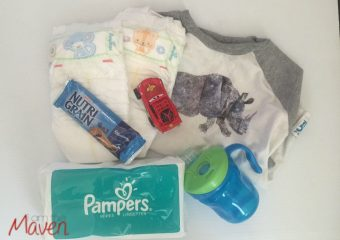 5 Things to Always Put In the Diaper Bag