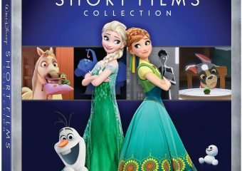 The Walt Disney Short Films Collection is Available Today!