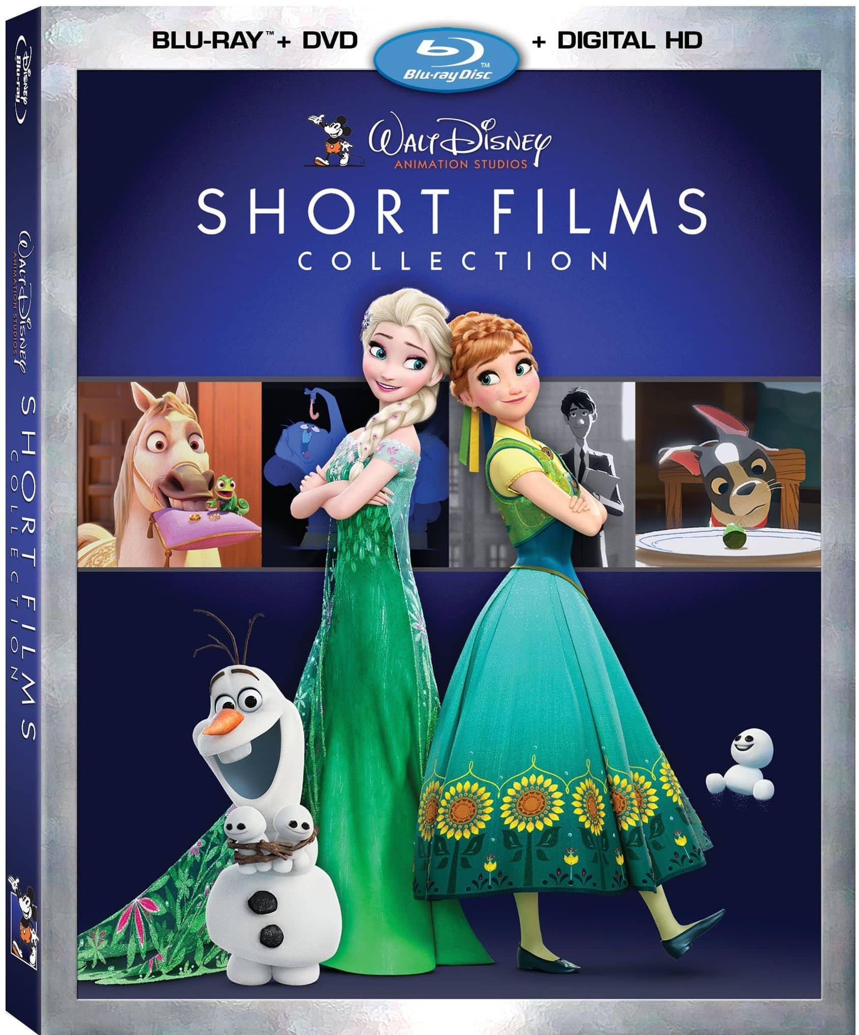 Walt Disney Short Films