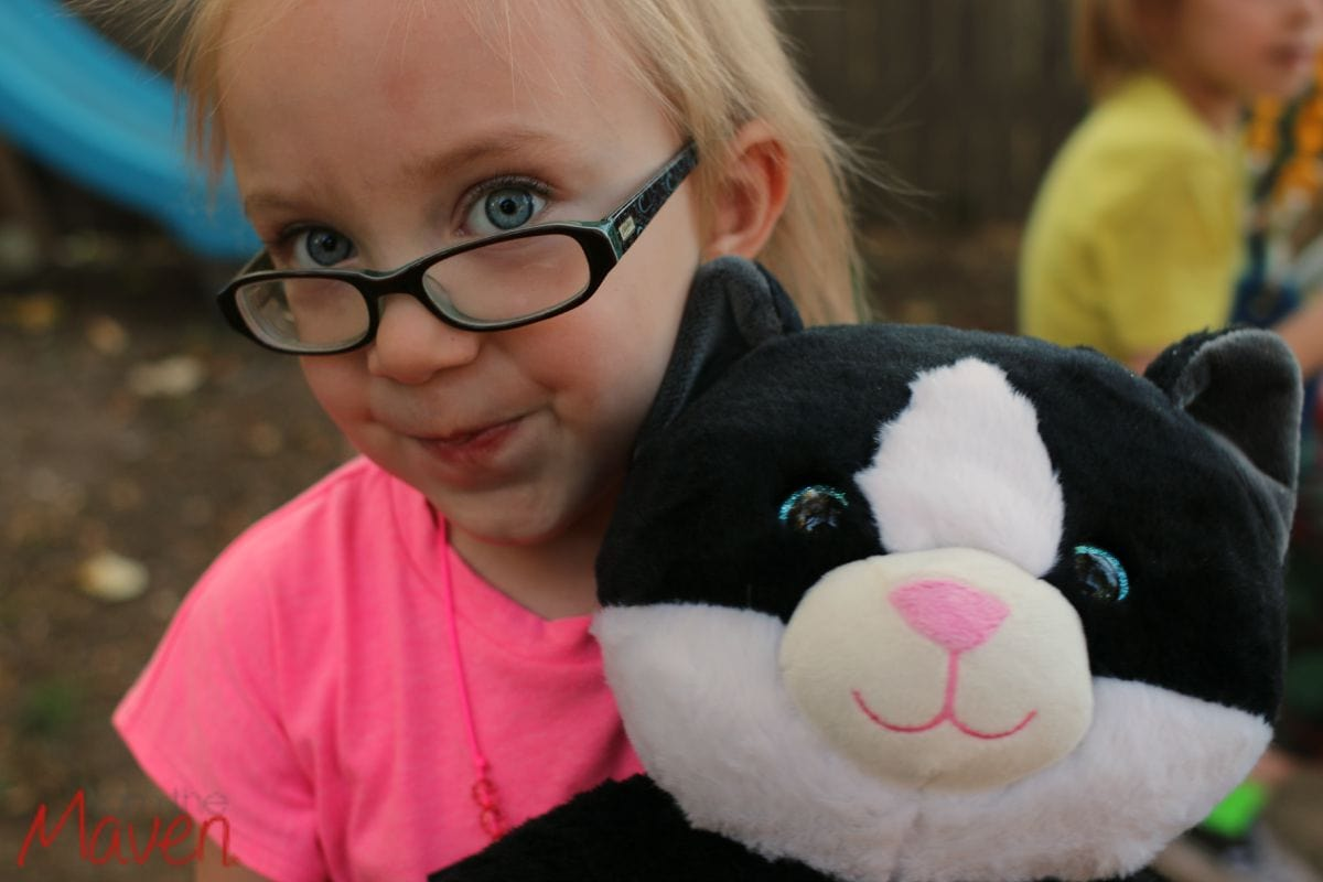 CloudPets™ and Smiles #CloudPetsForever AD