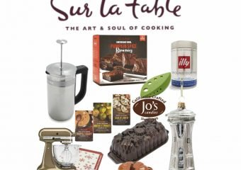 Holiday Gift Ideas from Sur La Table and Kitchen Aid