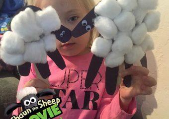 Shaun the Sheep Movie Puppets!