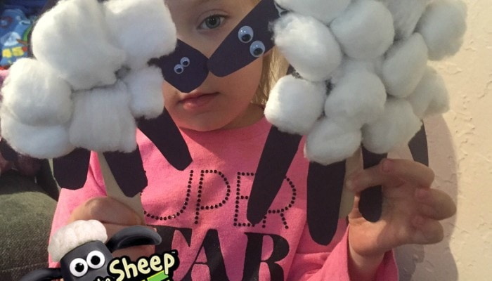 Shaun the Sheep Movie Puppets!