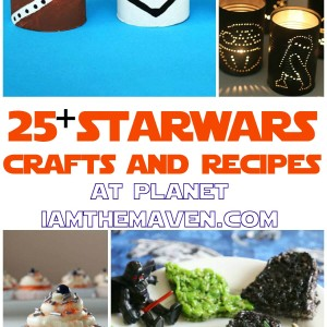 A Galactic Collection of Star Wars Crafts & Recipes