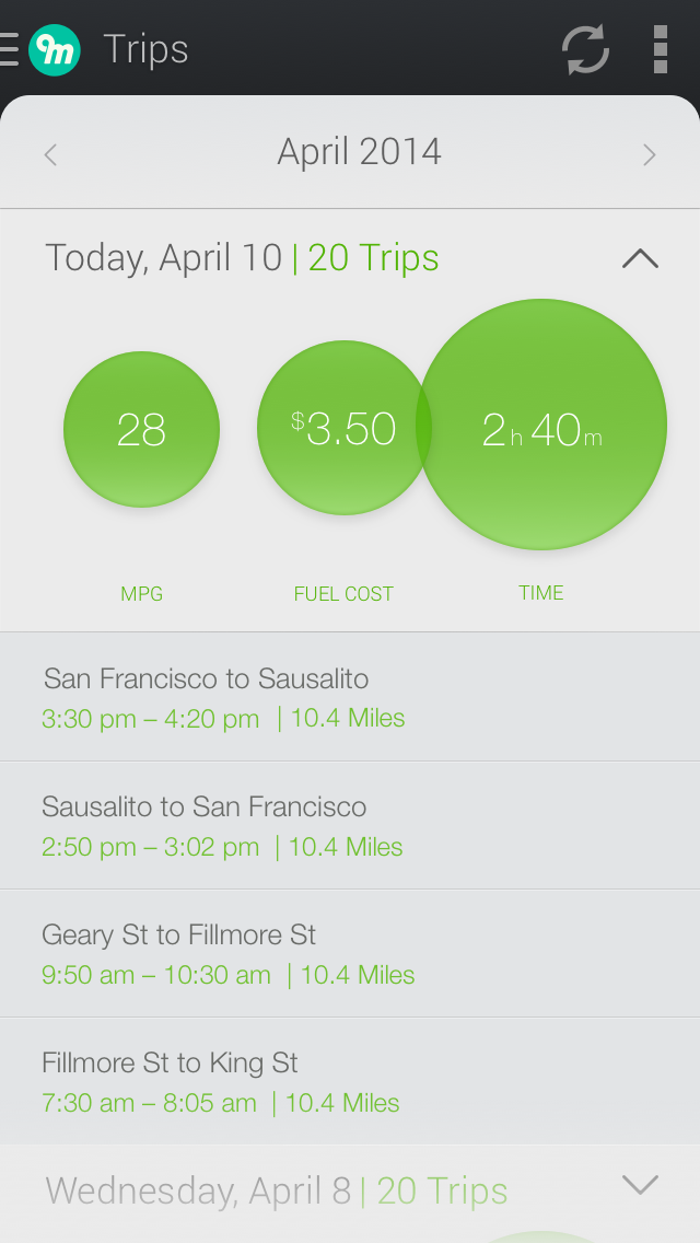 metromile app