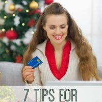 Holiday Shopping Online, Protect your data!