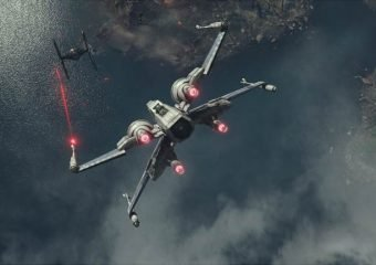 In case you haven't seen the latest Star Wars: The Force Awakens trailer yet, here it is.