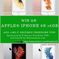 iphone 6s Giveaway