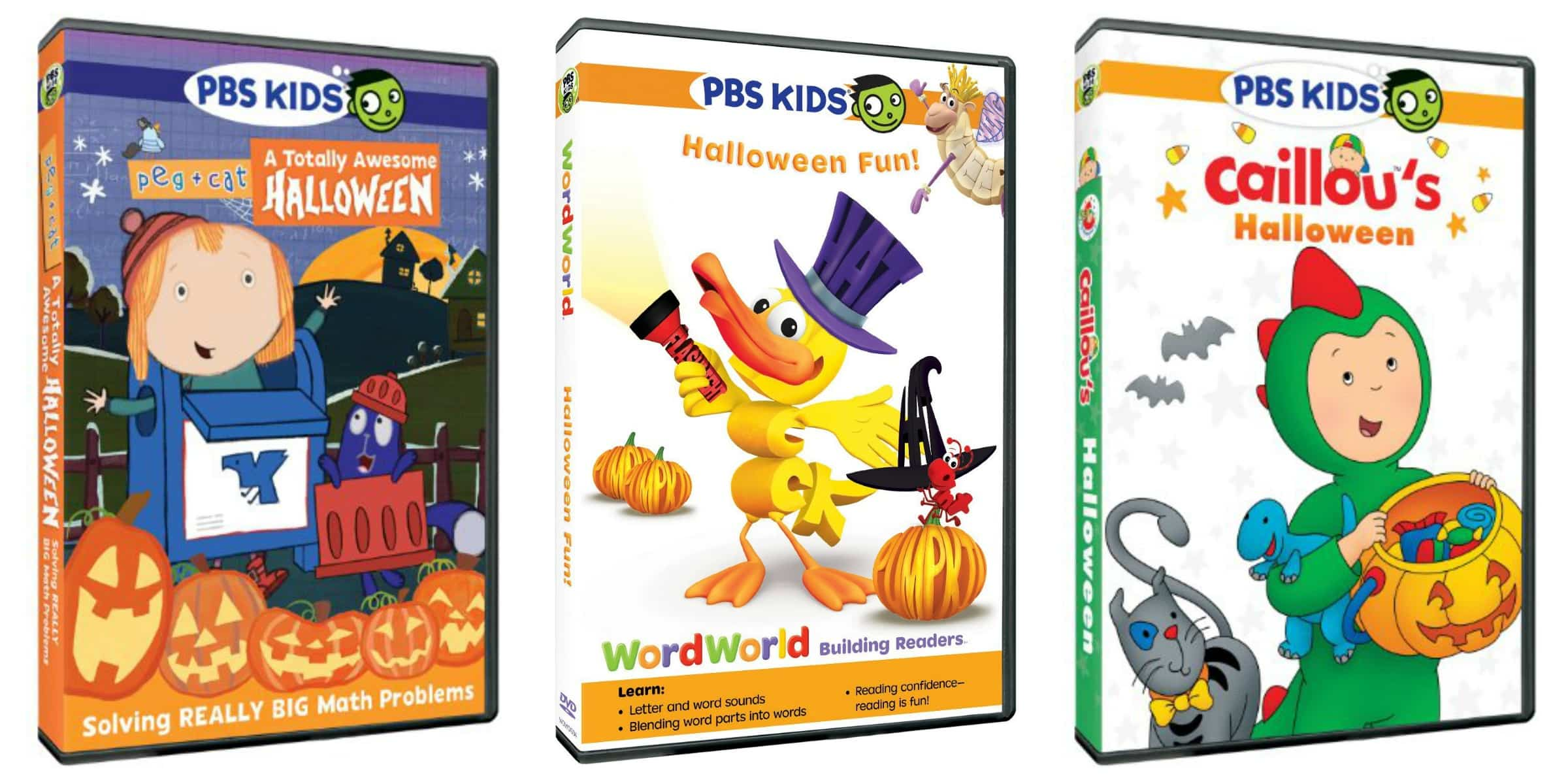 Pbs Kids Halloween Dvd.Three New Pbs Kids Dvds Offer Spook Tastic Halloween Fun I Am The