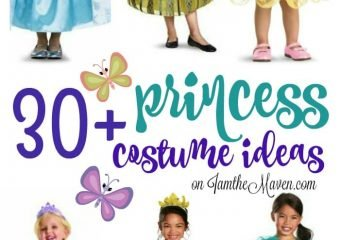 The Ultimate List of Princess Costumes