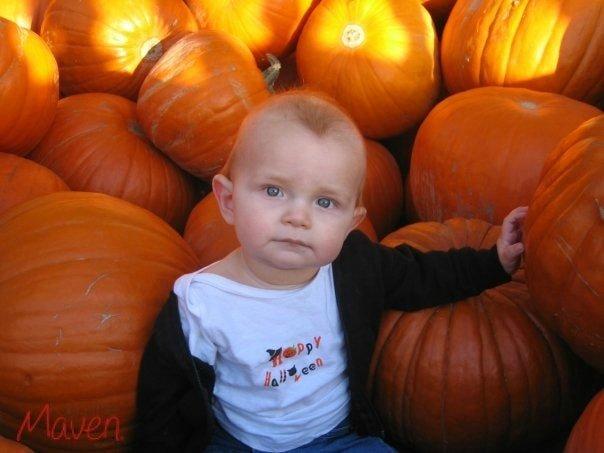 Sebby, my oldest, Halloween 2008