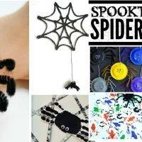 Fun spider crafts