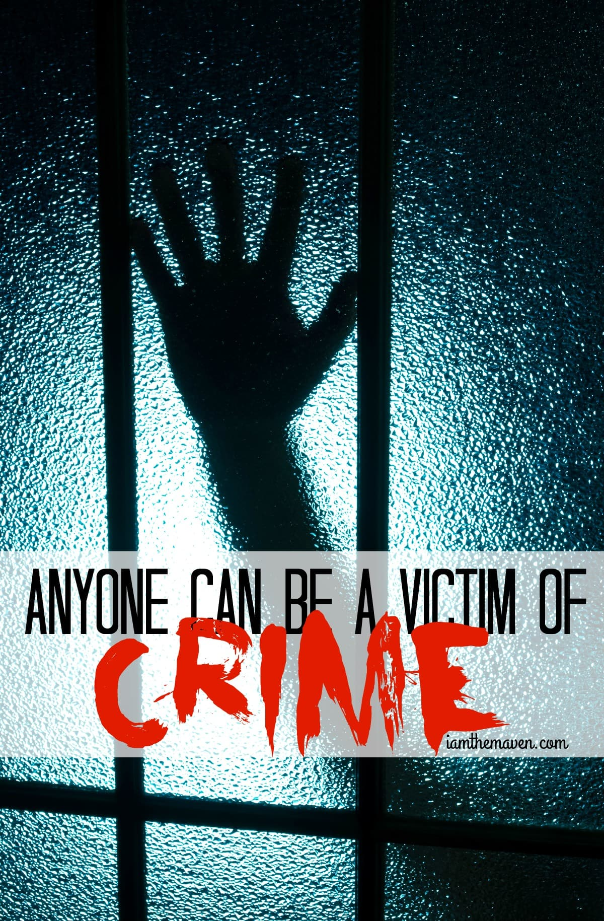 Don't be a victim of crime. #PrivacyIsNoGame AD