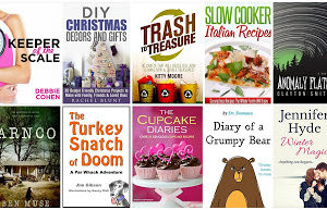10 Free Kindle Books 11/25/15