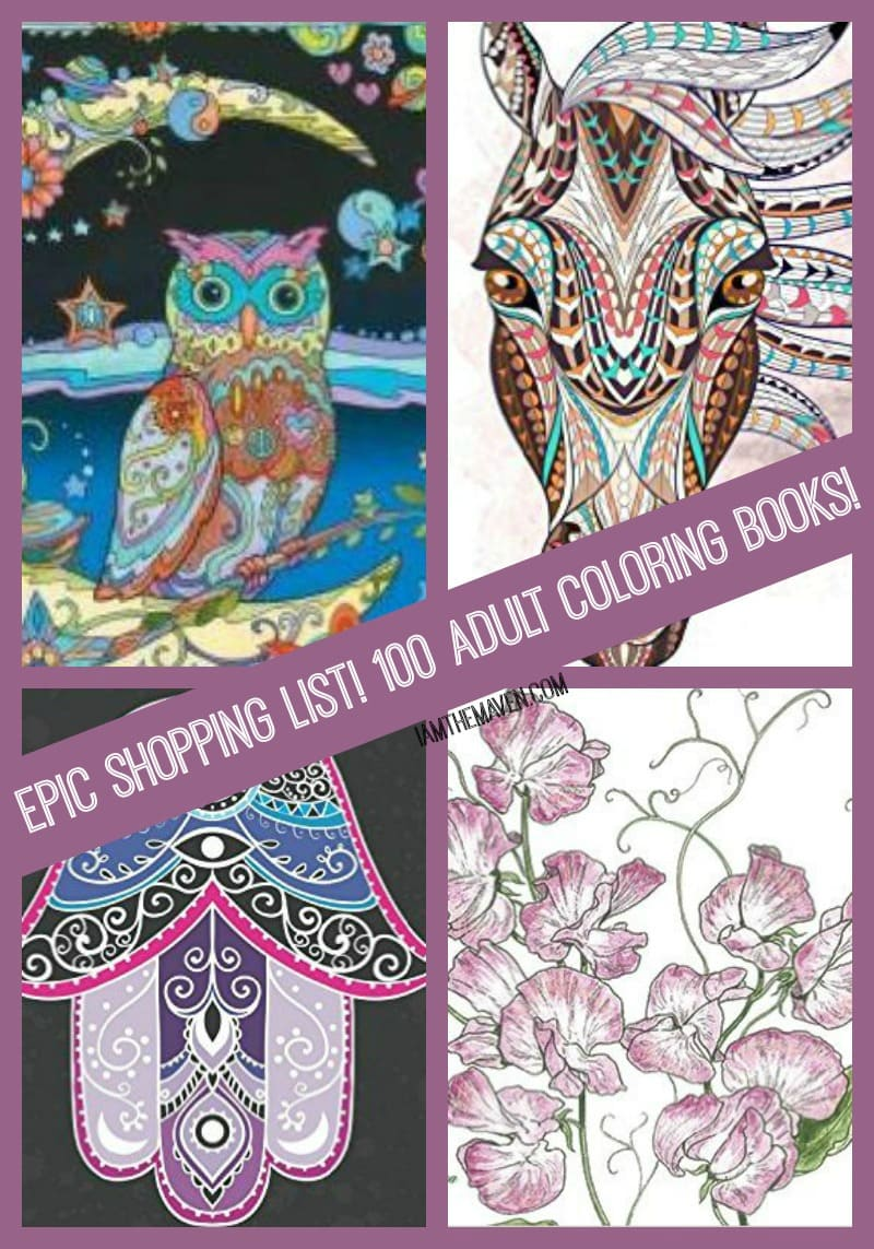 Adult Coloring Books 11