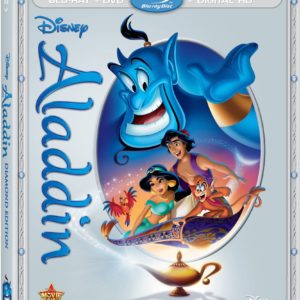 Disney's Aladdin is out of the Vault!