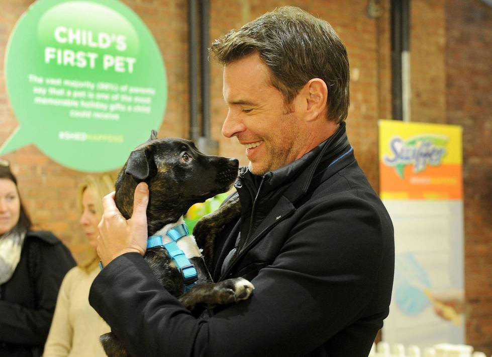 Scott Foley - Celebrating America's First Pet