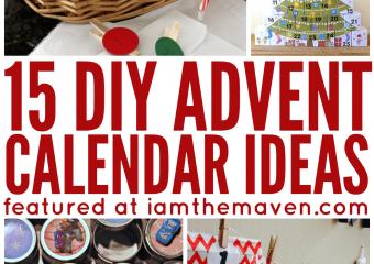 Christmas Traditions: Advent Calendar Ideas