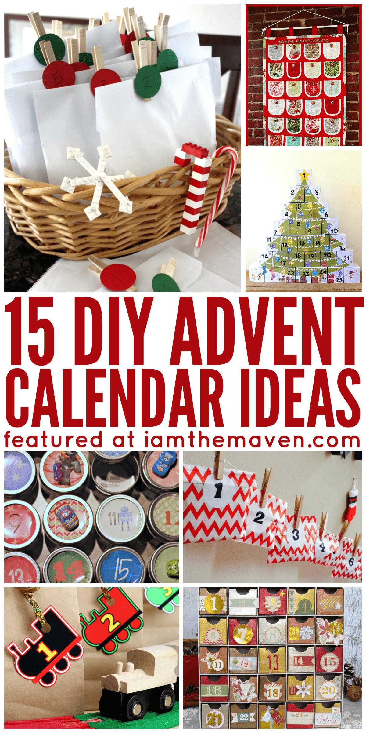 Ideas For Advent Calendar Netmums : Christmas traditions advent calendar ideas i am the maven