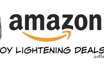 Amazon Daily Lightning Toy Deals